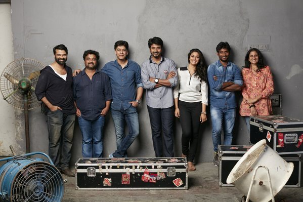 shoot of #Sivakarthikeyan & #KeerthiSuresh's upcoming film