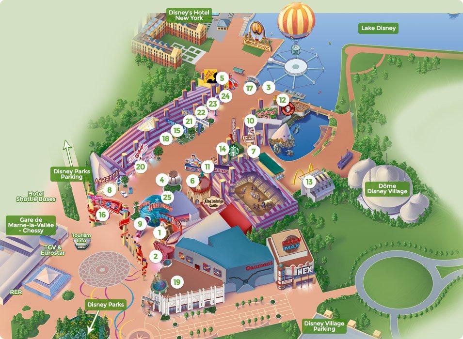 caf mickey disney village map. Black Bedroom Furniture Sets. Home Design Ideas