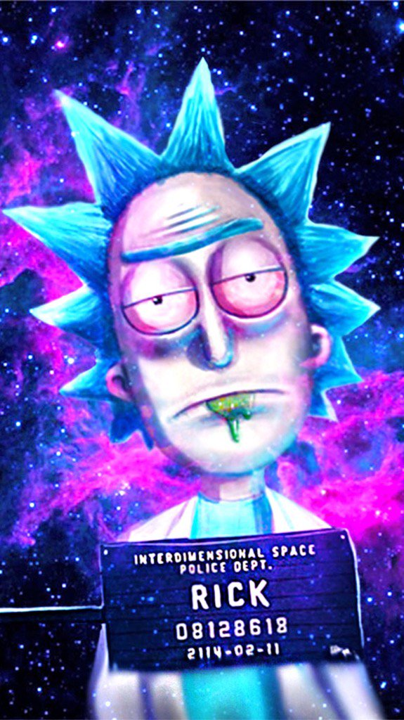 Rick and morty fans rickandmortyfns twitter - Evil morty wallpaper 4k ...
