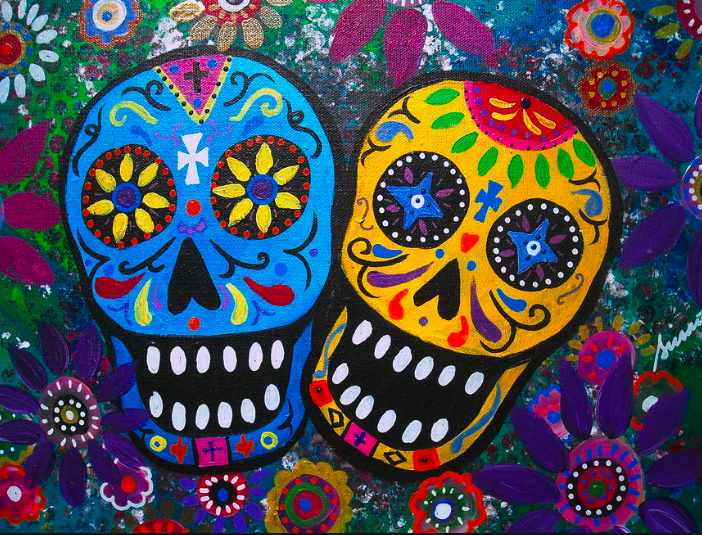 Happy Day of the Dead! Follow us, show proof in store & get any Main Meal (incl. a boorito) for £3 today! #DOTD2015 https://t.co/TRWnY7drp6