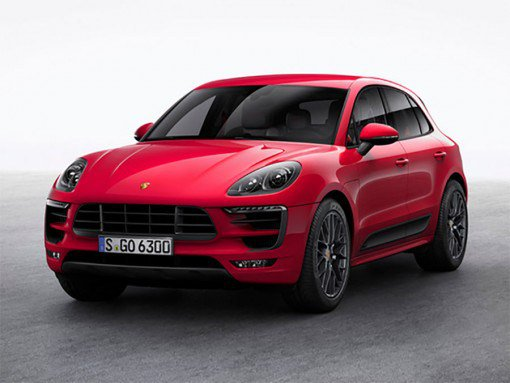 Porsche Macan Turbo Richiamo Auto