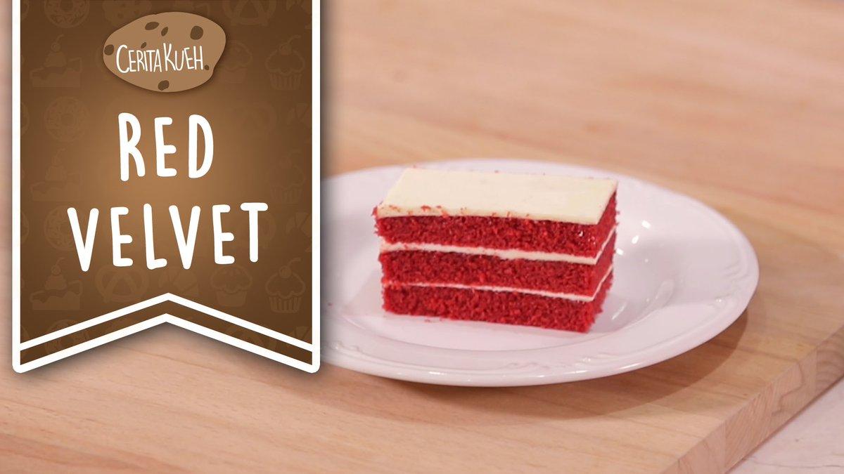 Mau tau cara membuat Cake Red Velvet? bersama Chef @HKI_Andrew kt liat di #GudangCeritaID > https://t.co/VBC4UUfd1B https://t.co/DIKQDWaknR