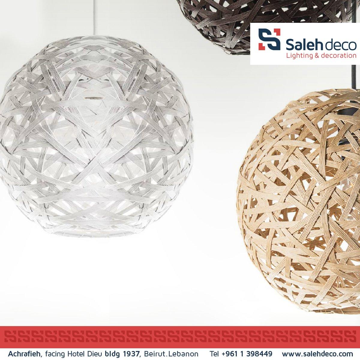 Available soon at Saleh Deco  #lighting #design #interior #modern #homedeco #decor #salehdeco #deco Tel:01398449 https://t.co/e2kpj4c66S
