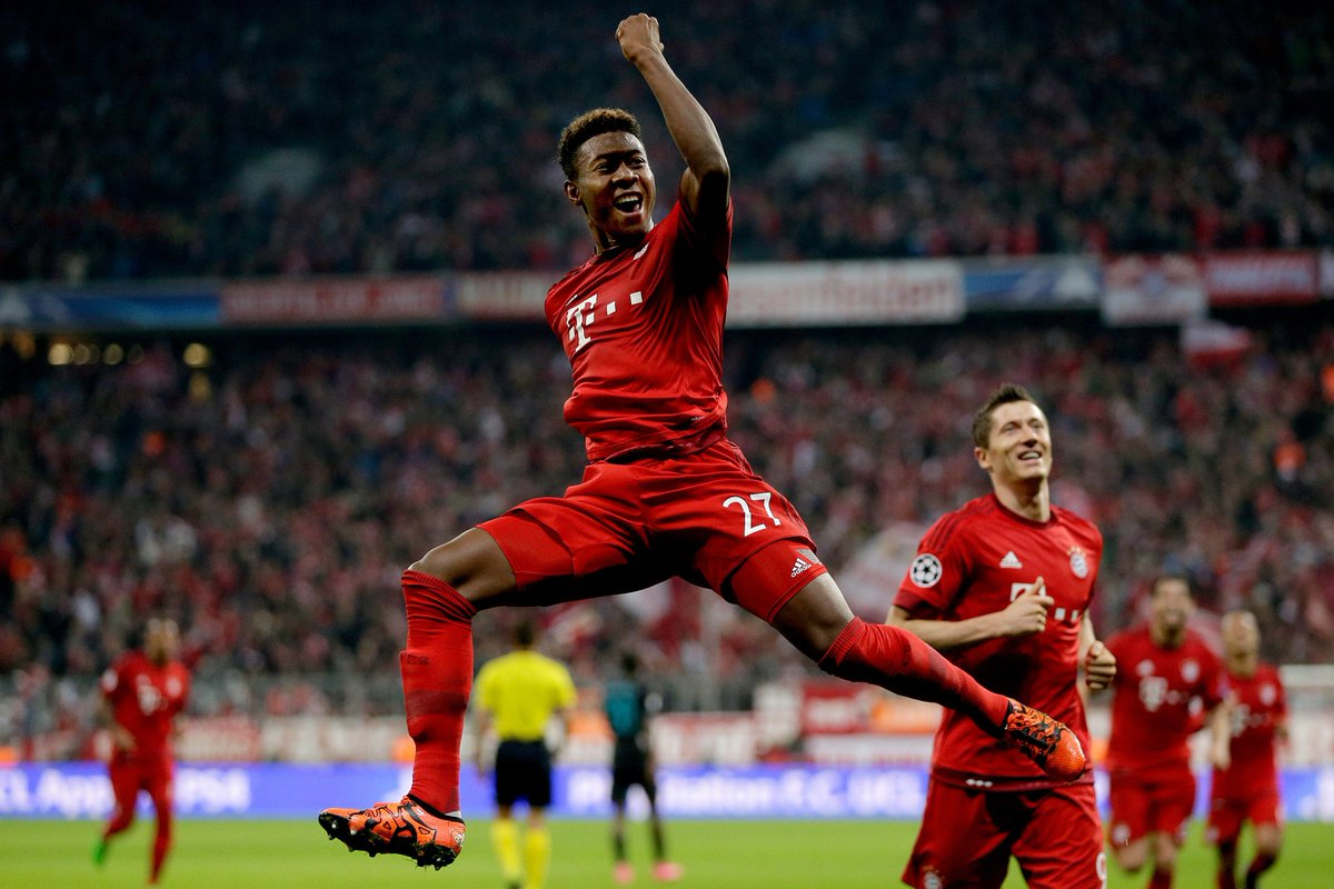 Video: Bayern Munich vs Arsenal