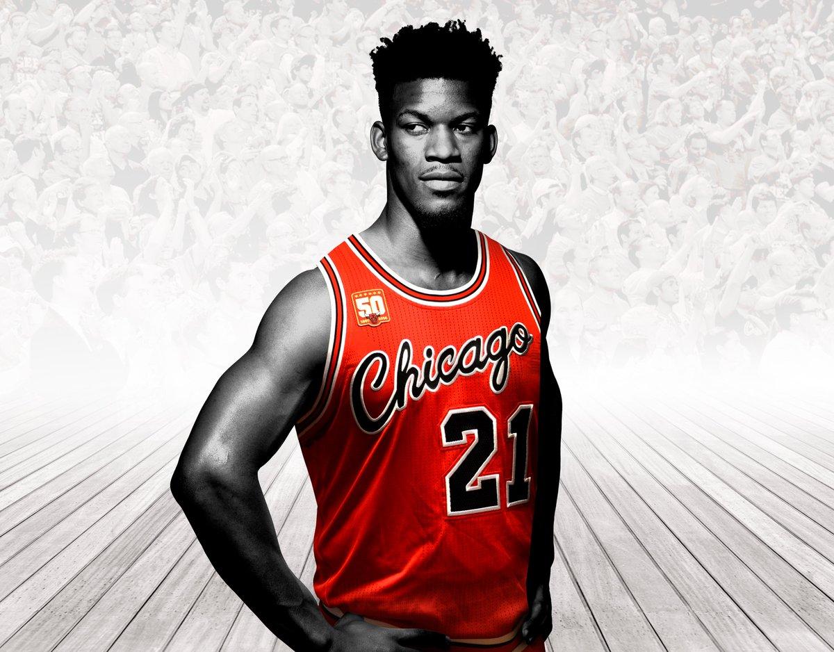 outlet store 6718e 17701 Chicago Bulls on Twitter: