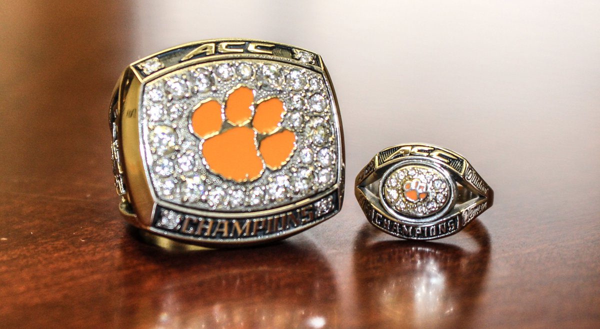 rings news football com clemsonrangs of clemson new look shows college set three championship off its cbssports