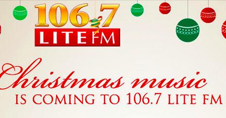 Christmas Music On 106.7, 2020 106.7 Lite Fm Christmas Song | Radhnm.mynewyearclub.site