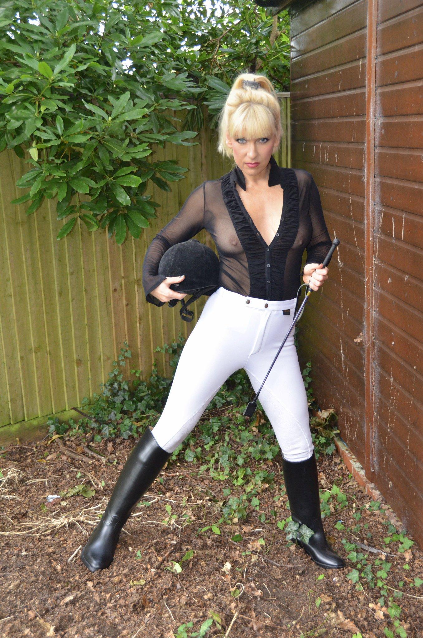 Slave lick superior british mistress - 4 1