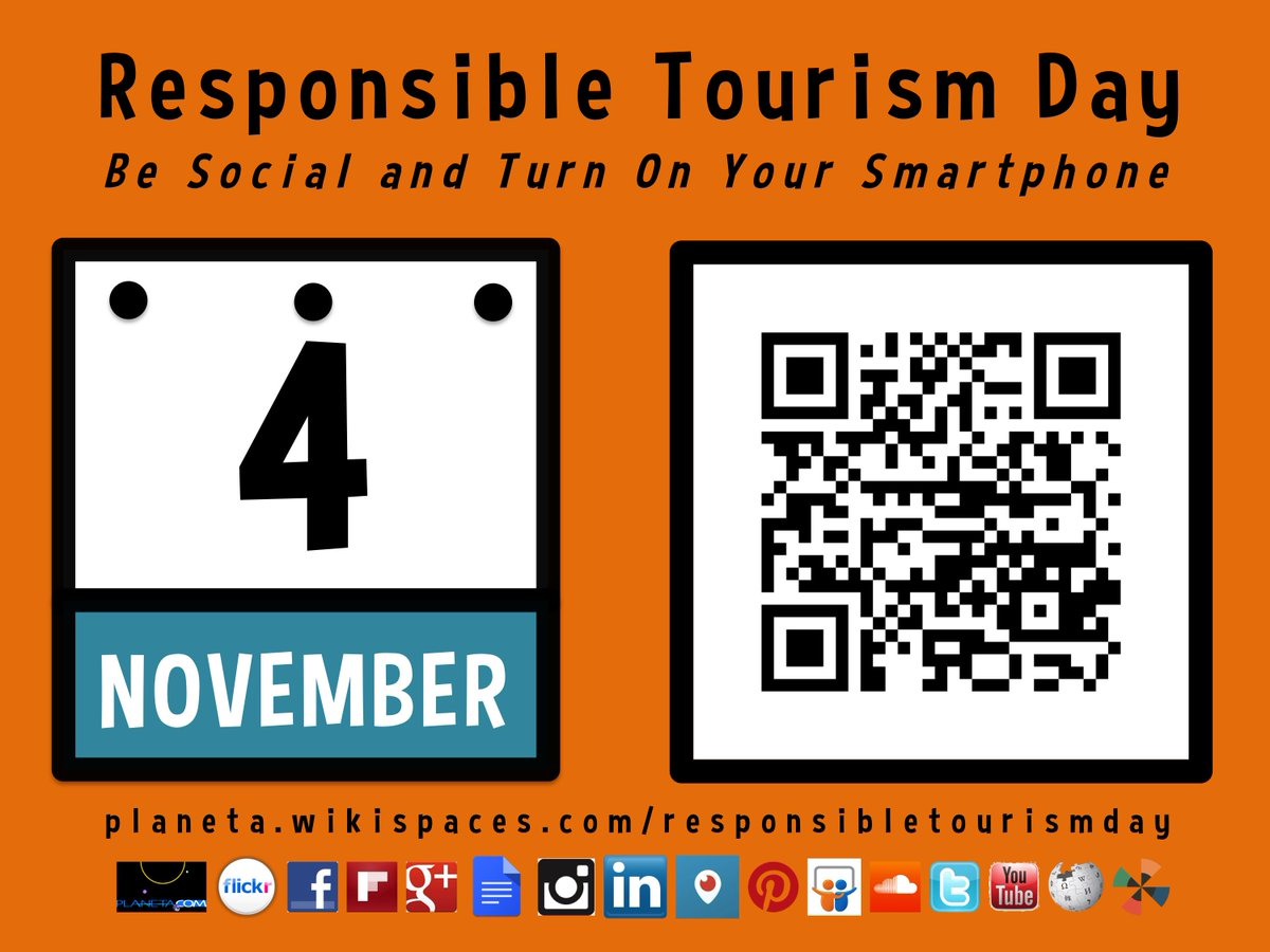 Question: How do you translate 'Responsible Tourism Day' in other languages? https://t.co/lfPOSn8IIX #RTTC #Wiki https://t.co/M80gr5yumK