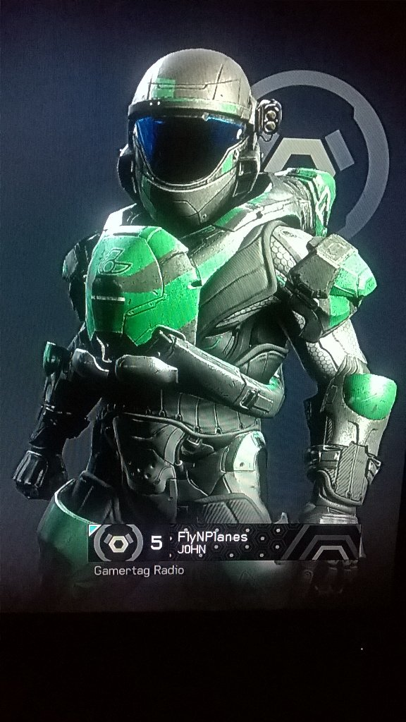 Dayone Johnny On Twitter At Halo Sporting The Seeker Horizon Armor