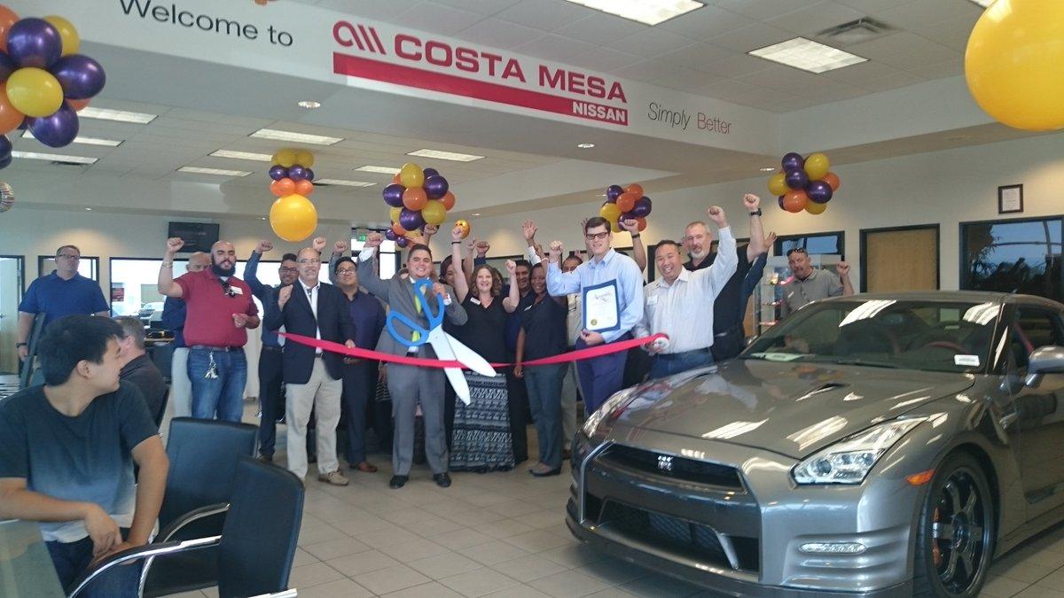 Costa Mesa Nissan >> Costa Mesa Nissan Costamesanissan Twitter