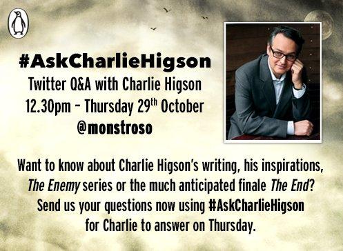 Thumbnail for When Penguin met Charlie Higson