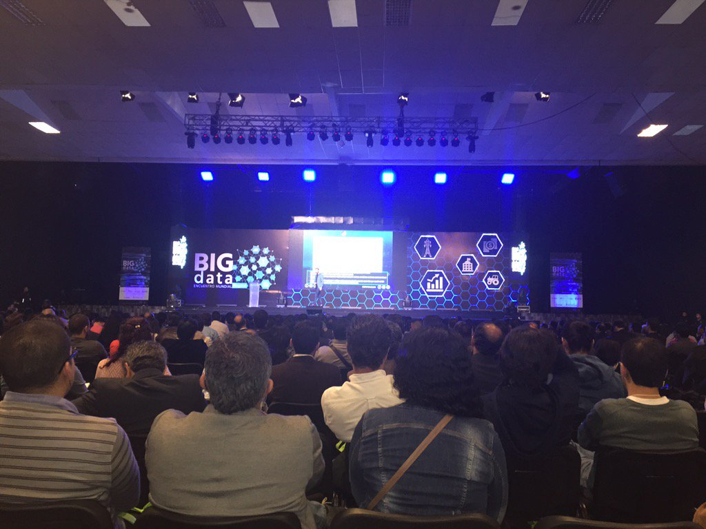 @AliRebaie Congratulations man! Your speech will have a tremendous effect on audience! @Ministerio_TIC #BigdataCo https://t.co/VElqCcgSOP