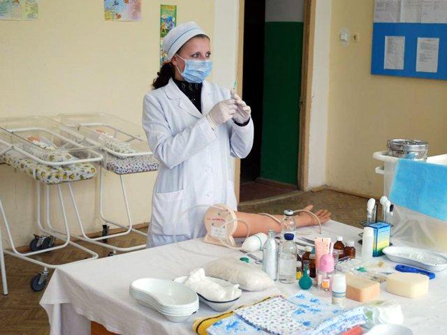 Реферат: Аттестационная работа мед сестры процедурного
