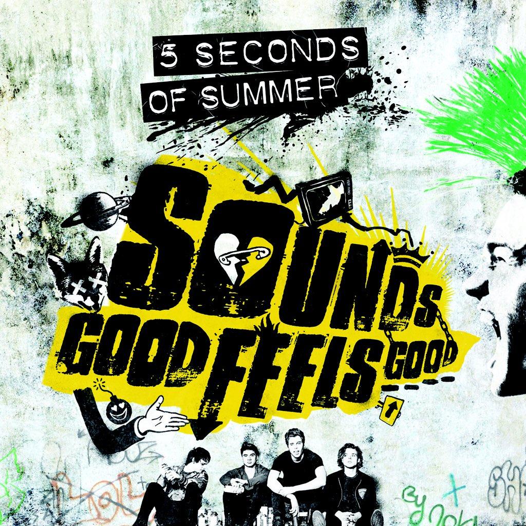 """CD Album @5SOS """"Sounds Good Feels Good"""" akan rilis di Indonesia tgl 31 Okt dan ada yg spesial di dalamnya! #SGFGIndo https://t.co/tbAW5jNy7R"""