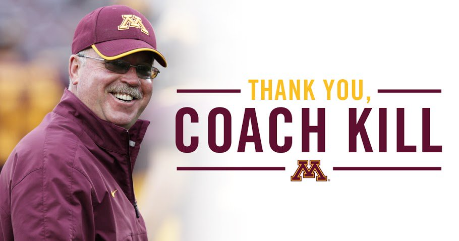 We wish you nothing but the best, Coach Kill. #HatsOff https://t.co/6Tz83Op8tU