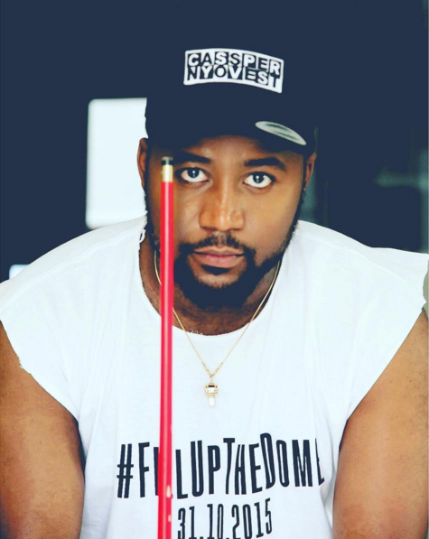 Now that #TheDomeIsSoldOut, @CassperNyovest is already setting his eyes on filling up Orlando Stadium! Thoughts? https://t.co/ERkKy275ar