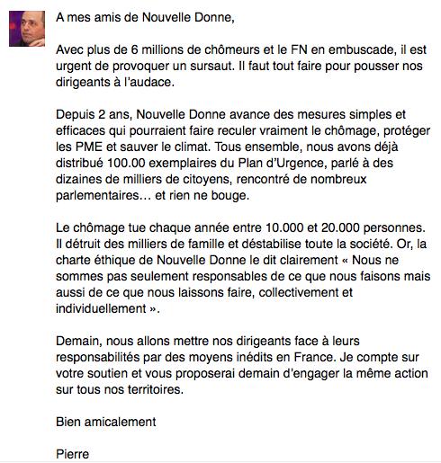 Pierre Larrouturou on Twitter