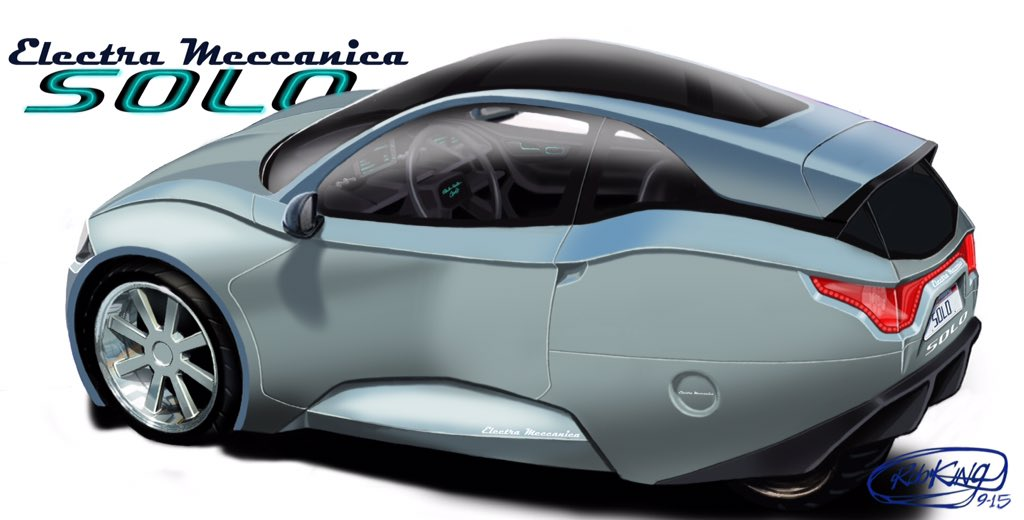 NOT an Elio but the 3-wheel Electra Meccanic Solo - Page 2 - Smart