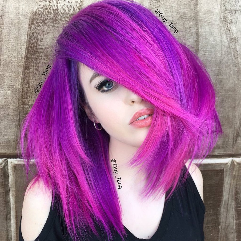Guy Tang On Twitter Quot I Gave Suprmaryface Pink Hair For