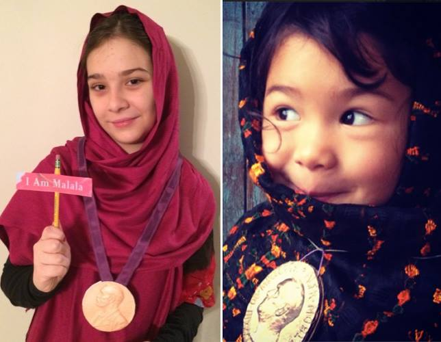 amightygirl on Twitter  Halloween costume countdown day 8 two tributes to Malala Yousafzai! //t.co/NSFcL3zMmg //t.co/wW80Tvn3nM   sc 1 st  Twitter & amightygirl on Twitter: