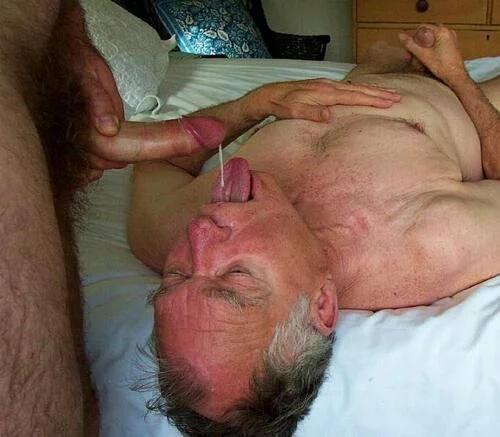 порно старых геев фото