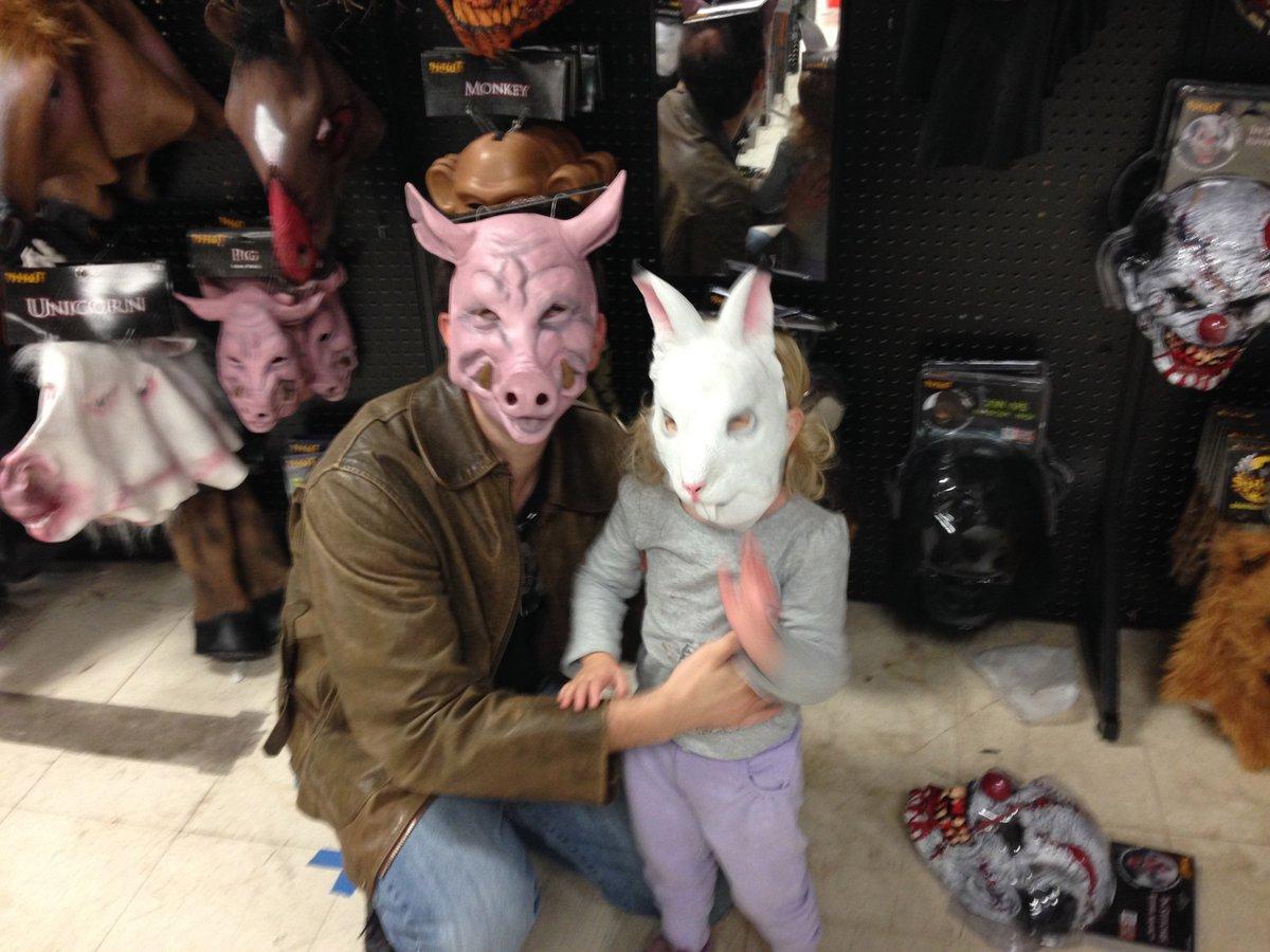 Cinemassacre On Twitter My Baby Girl Likes The Halloween Store Too