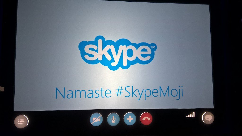 Microsoft Announces Skype Moji for India; Partners with Eros and Yash Raj Films #Skypemoji https://t.co/CckKYIOFFg https://t.co/zPPH428PiV