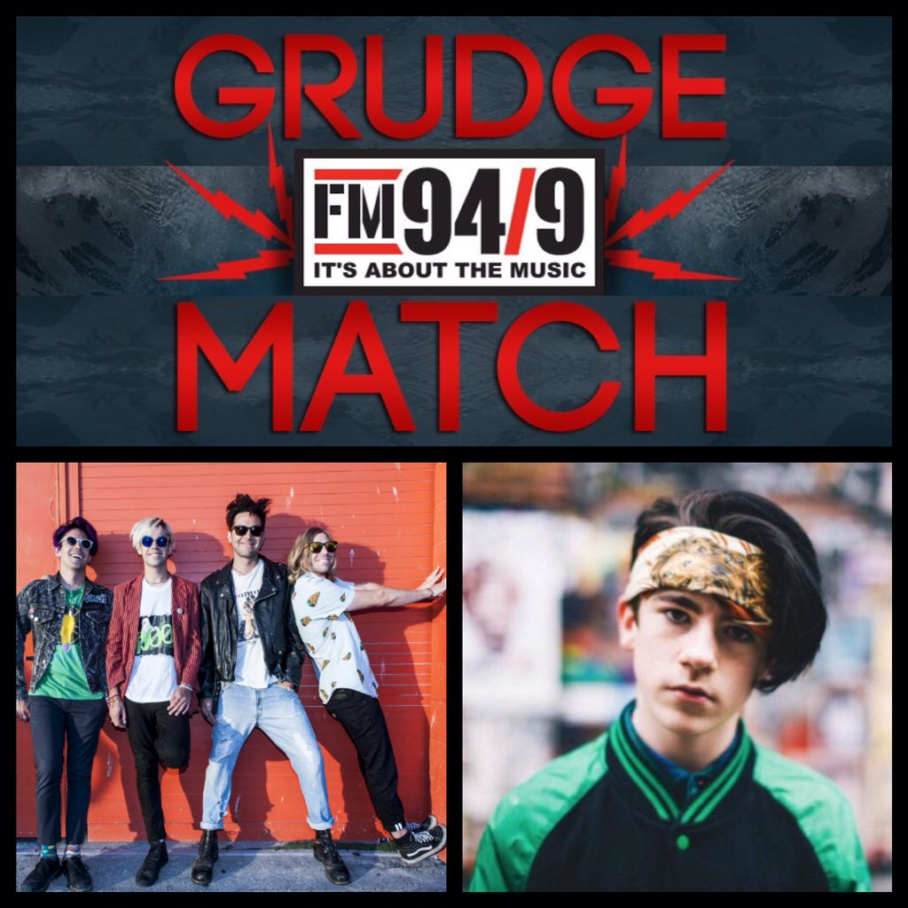 """Vote in tonight's #1010GrudgeMatch RT for @NewBeatFund """"Sikka Takin the Hard Way"""" or FAV for @Deccoooo """"Brazil"""" https://t.co/5UqFwnJGfv"""