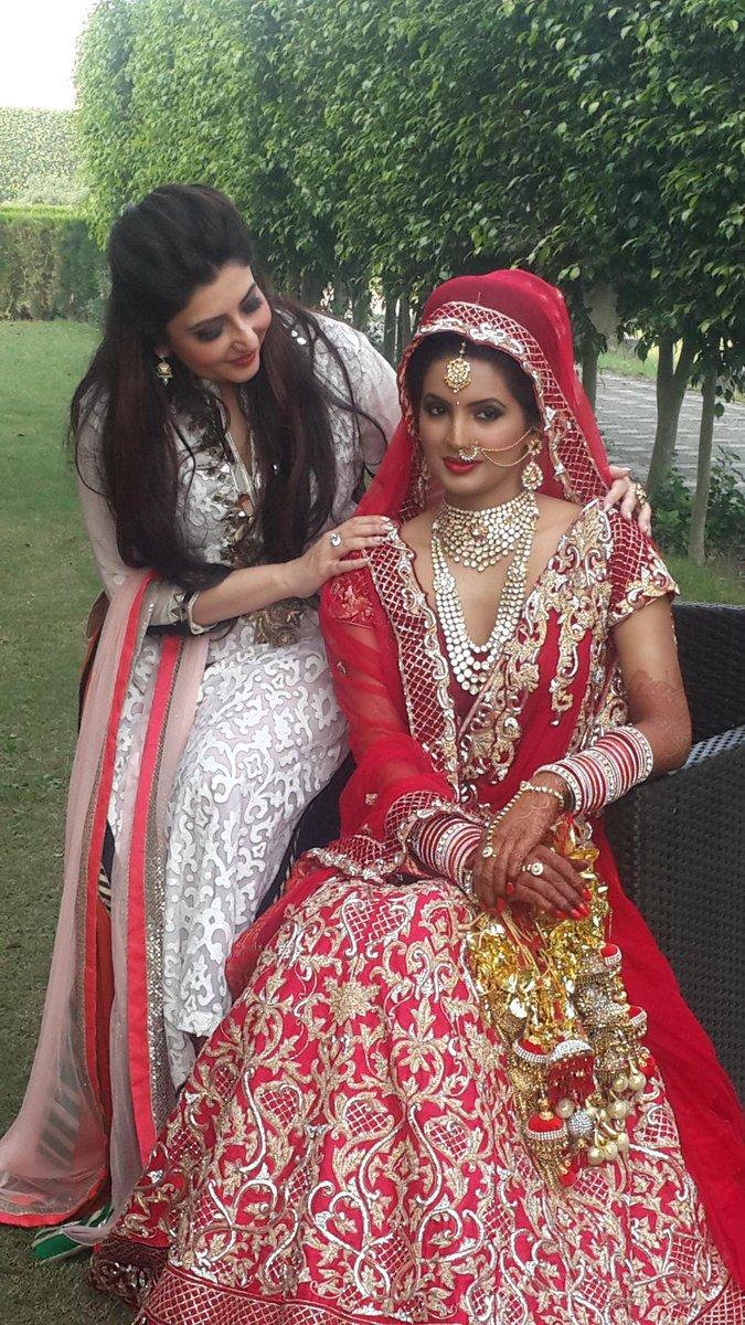 geeta basra wedding pics