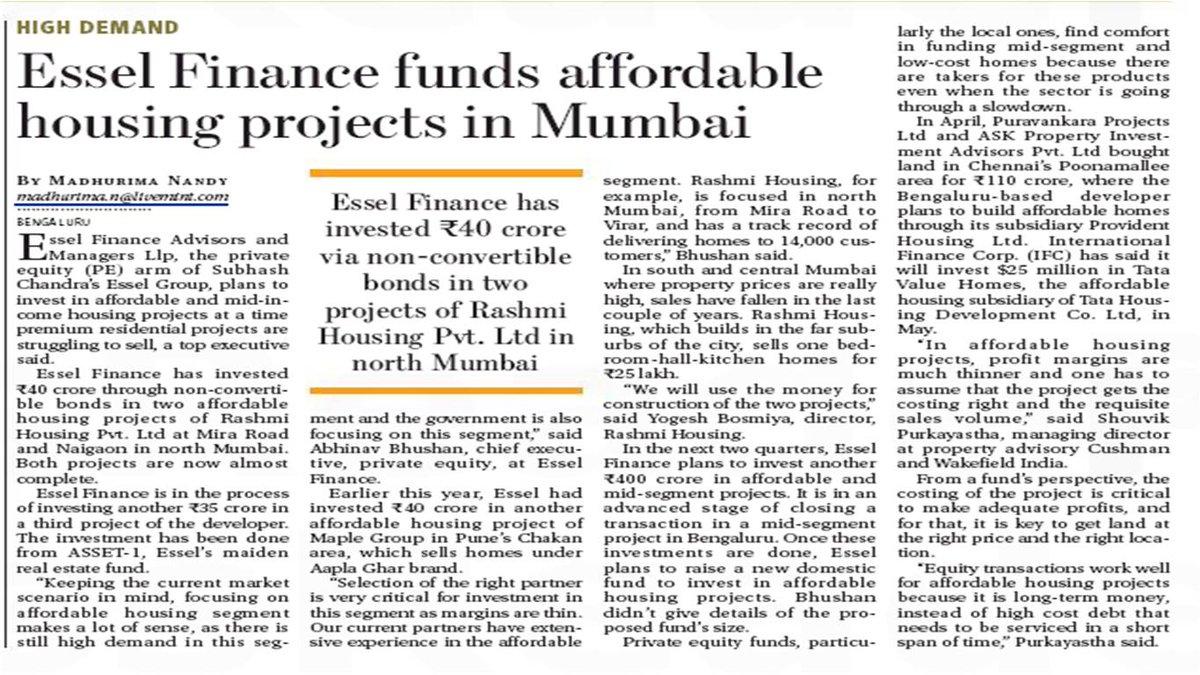 Essel finance vkc forex limited mumbai maharashtra
