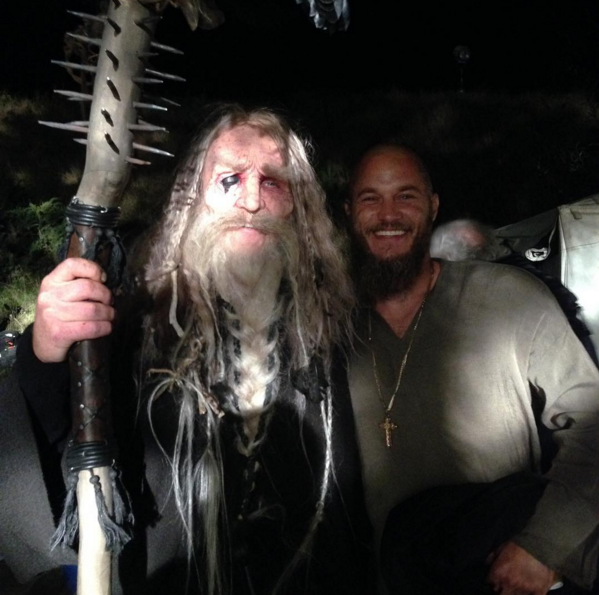 "Travis Fimmel on Twitter: """"Odin gave his eye to acquire ..."