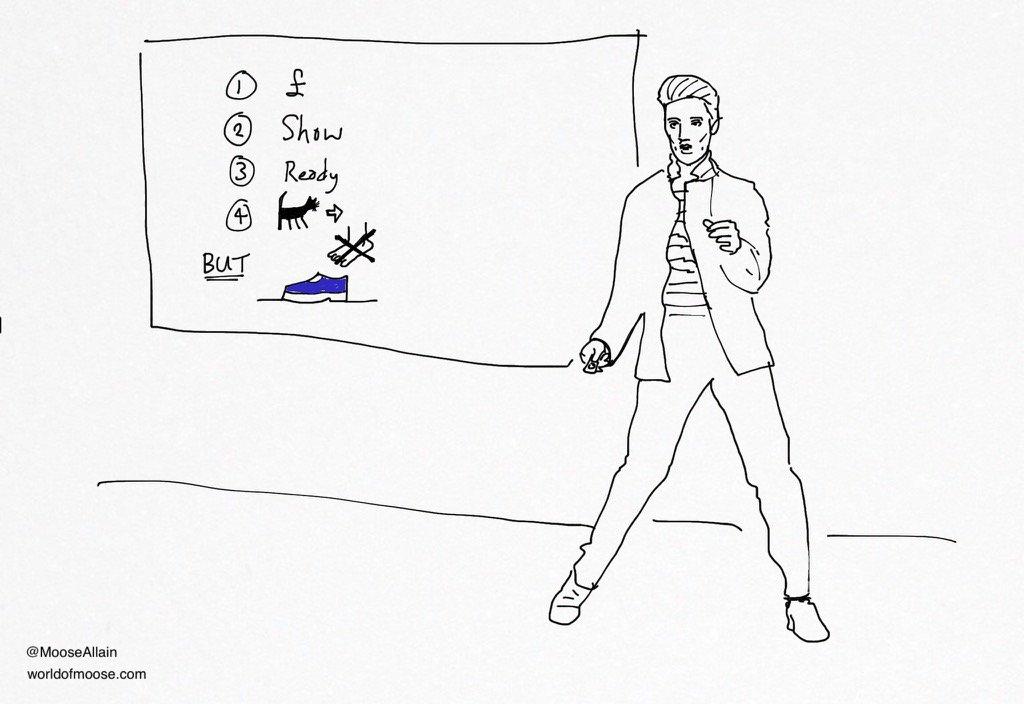 Elvis Presley's TED talk