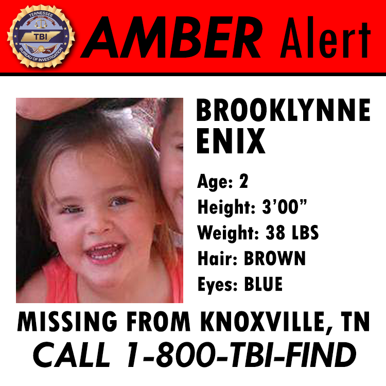 We're turning up the heat in our efforts to #FindBrooklynne today. Can you help spread this picture beyond TN? https://t.co/9zEnsy0kzp
