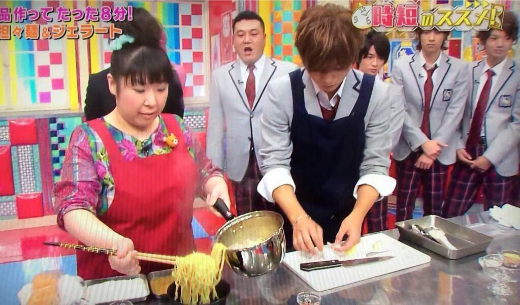 山田涼介 料理