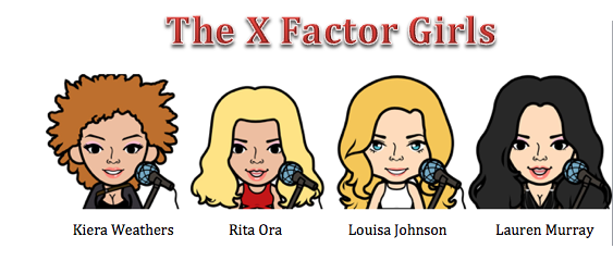@RitaOra @LaurenMurray89 @louisa @kieraweathers1 Surprise made u cartoons good luck this weekend Im sure ull do gr8♥ https://t.co/1MsHM4OgSK