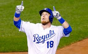 Game 2 World Series win for @Royals and alumnus Ben Zobrist! https://t.co/VHT2Yla18E