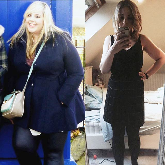 Slimming World On Twitter Throwbackthursday A Year Into Her Journey Becca Has Lost 9st