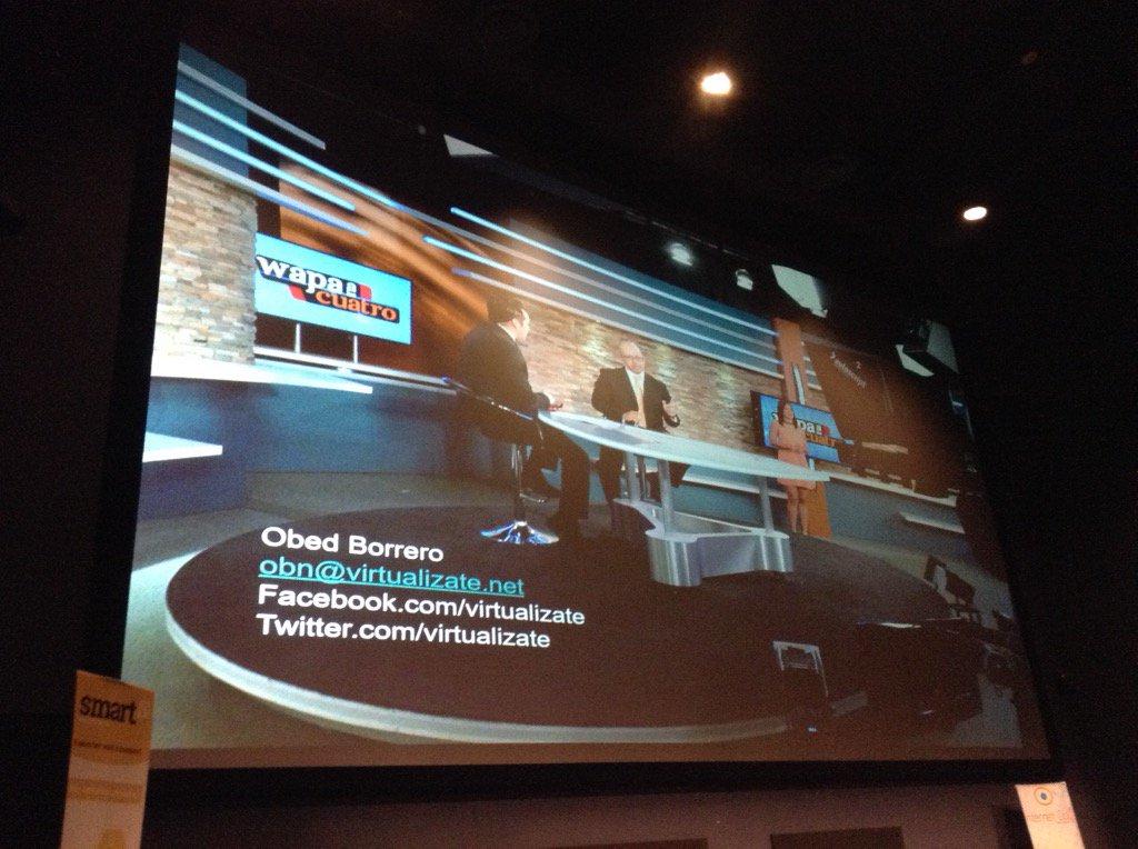 Presentación de Obed Borrero sobre el futuro del Internet #InternetDayPR15 #HETSevents @hetsorg https://t.co/fnS9T6TSQ7