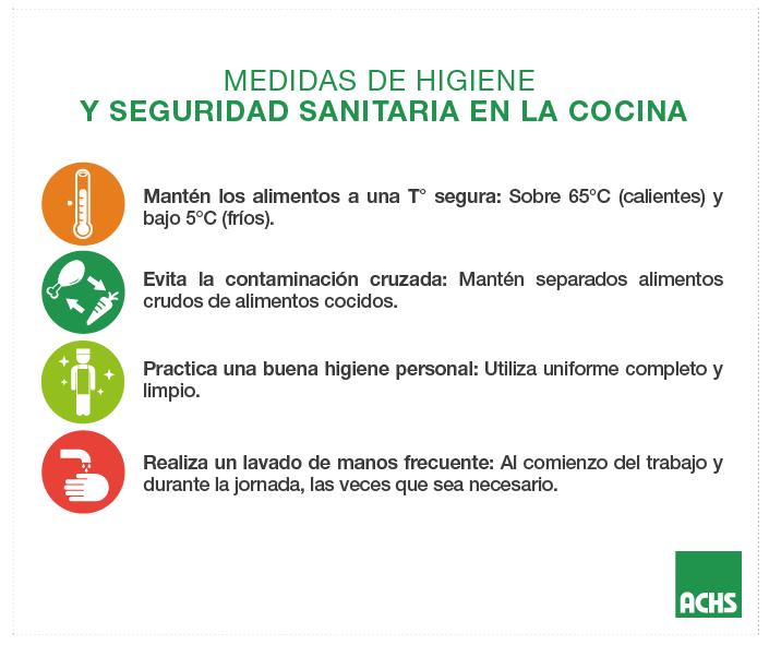 Prevención Achs Twitterissä Manipulación Alimentos Incorpora Estas Recomendaciones De Higiene Y Seguridad Para Una Cocina Impecable Https T Co Z6y0dmb3aw