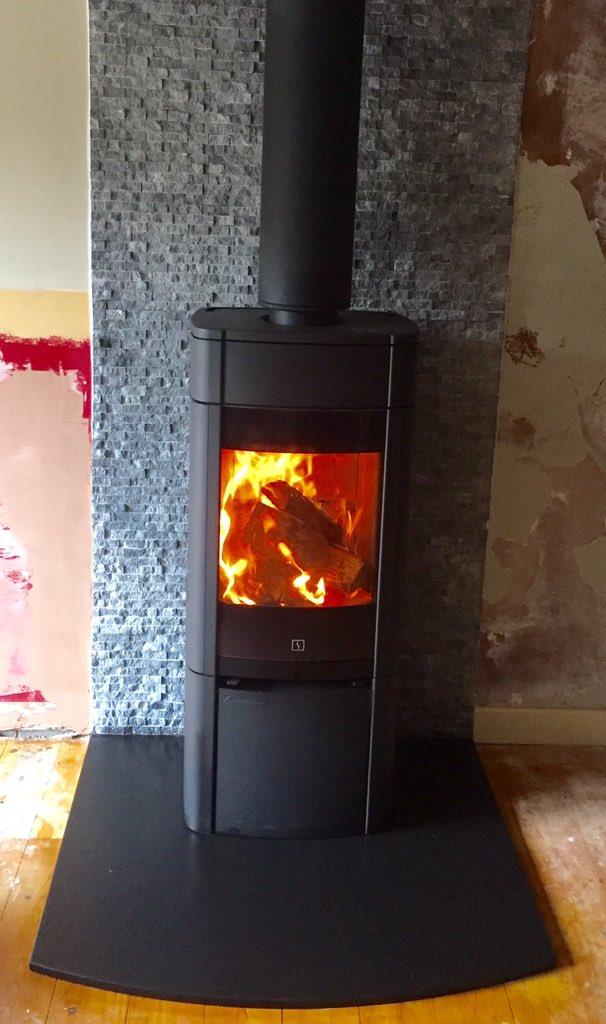 stove pellet wood burning