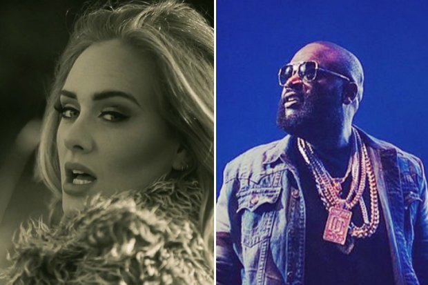 @rickyrozay  just released a remix of Adele's new single 'Hello' You can listen to it here: https://t.co/jSX1b7ZL7r https://t.co/EfaRuGY9ly