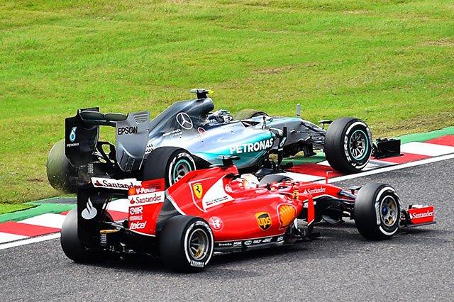 GP Mexico City, a Città del Messico per veder vincere la Ferrari di Formula 1.