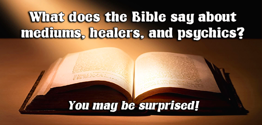 RT @AMZONE  Does the Bible condemn psychics? You may be surprised.  http:// smarturl.it/Chpsy  &nbsp;   <br>http://pic.twitter.com/1jjMVODgZm #paranormal #amreading