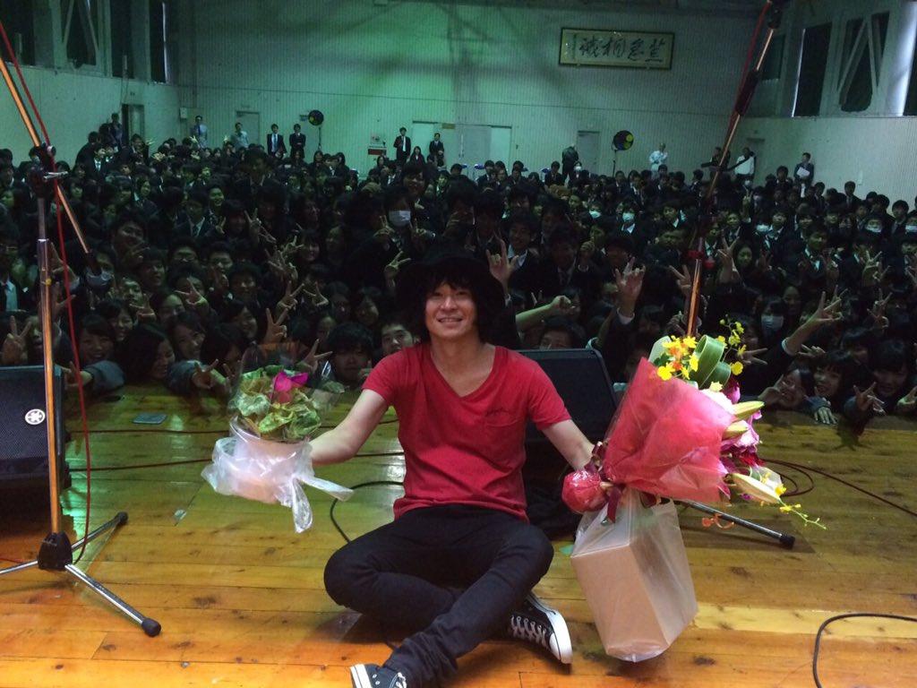 翠星高校のみんなありがとう! 楽しかったよ♪ https://t.co/Wzby1r5DK2