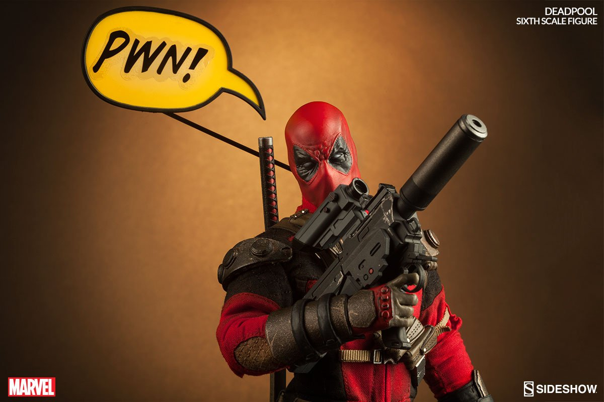 HEAD POOL ATTACK! Deadpool is processing early. RT for a chance to WIN. (Closes noon 11/2) https://t.co/BgPiERJCKg https://t.co/DvsbzLb0bS