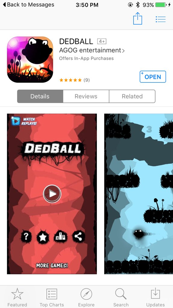 Shout Out My Brother From Another Mother @G_Greenlaw For His New App #DEDBALL Check It Out In The iTunes Store https://t.co/aeexxgMq8s