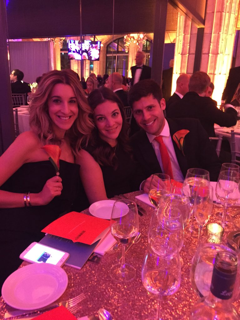 Honored to be sitting with two #50Forward @NewhouseSU nominees @andilavs and @thisisweber! 🍊 https://t.co/yTlWWs3Hih