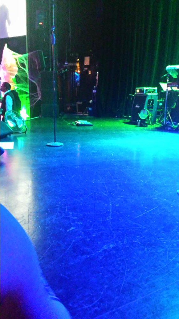 My view for the @adamlambert concert!!!!!! https://t.co/k3IhdirT2c