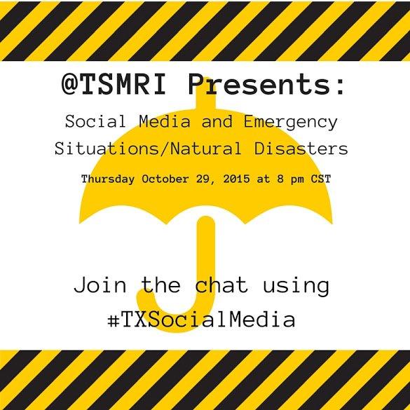 Thumbnail for Social Media and Natural Disasters